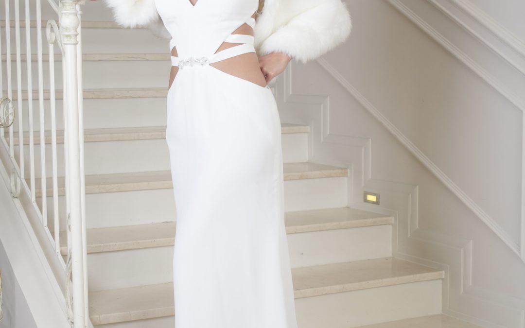 Suknia ślubna dla odważnej Panny Młodej