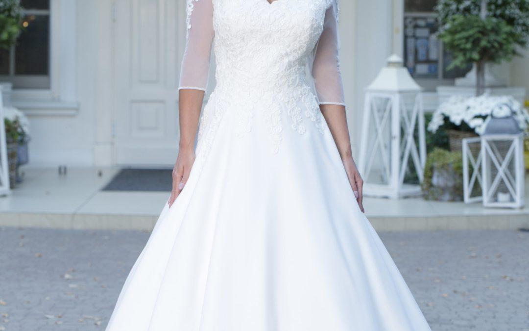 Promocja na limitowaną, ekskluzywną kolekcję sukni ślubnych 2020